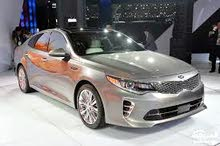 Kia Optima 2017 for rent per Day