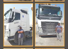 Volvo three exl with Gorica box for sale