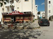 شقة مفروشة أرضي 3 غرف و صالة قريبة من مصحة ابن زهر حي الخضراء