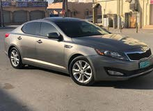 Grey Kia Optima 2013 for sale