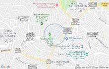 طوابق و مكاتب للايجار في الشميساني
