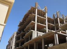 شقق سكنية للبيع 160 م بالحجز بالدفعات صلاح الدين طريق الشوك قرب سوق مزايا