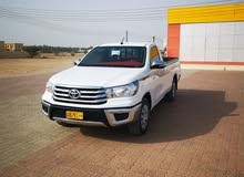 2016 Used Hilux with Manual transmission is available for sale