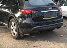 Infiniti FX35 car for sale 2010 in Jeddah city