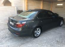 1 - 9,999 km BMW 525 2007 for sale
