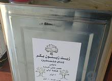 للبيع زيت زيتون فلسطيني