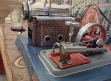محرك بخاري انتيكا
