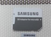 ذاكرة سامسونج اصليه 128 GB