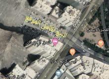 للبيع ارض على شارع ابراهيم الخليل تقاطع شارع التقوى