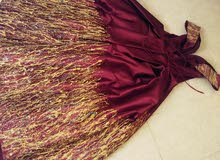 """فستان تفتة تركي موديل سندريلا وارد السعودية .. فستان قطعية فنية """"تحفة"""""""
