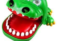 لعبة التمساح العضاض