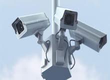 فني تركيب وصيانة كاميرات المراقبة