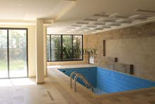 Khalda neighborhood Amman city - 650 sqm house for sale