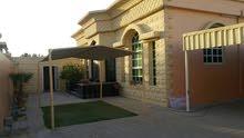 Beautiful new villa in ajman for rent