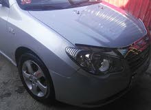 Hyundai Avante 2007 For sale - Silver color