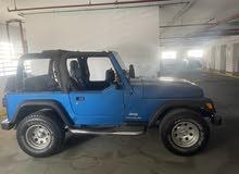 جيب رانجلر 2003 Jeep Wrangler