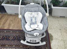 كرسي هزاز. للبيع. السعر 150