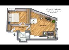 wanted flat room & hall مطلوب للأجار ملحق غرفة و صالة