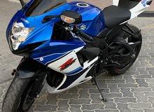 suzuki gsxr 600cc
