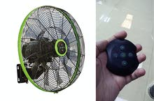 Eco premium breeze wall fan 18′
