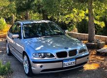 bmw 318 2002 للبيع