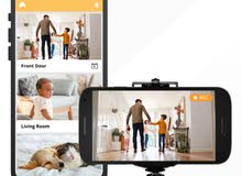 For Mother Care Smartphone Security Camera System In Your Home.