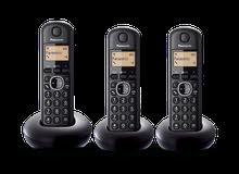 هاتف ارضي نقال 3 قطع B213KX-TG