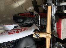 دراجة جبلية جديدة
