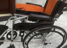 Wheel Chair .. كرسي متحرك لم يستعمل