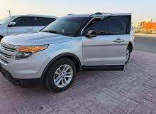 Ford explorer mid range under warranty & service until 2023