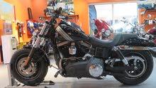 60% Discount - Harley-Davidson Fat Bob -Only 4,200 km