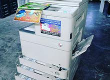 canon IRC-5235i advance model color and black used photocopier