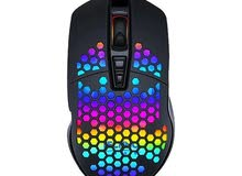 MOUSE TECHNO ZONE V-37 WIRED 4800DPI GAMING