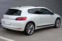 للبيع المستعجل Volkswagen scirocco 2011 GCC