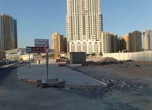 المميز اراضى تجاريه سكنيه بقلب عجمان بشارع الشيخ خليفه