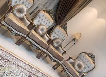 Available for sale in Muscat - New Tables - Chairs - End Tables