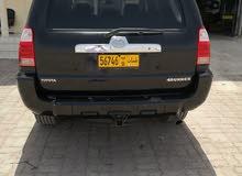 Gasoline Fuel/Power   Toyota 4Runner 2006