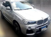 BMW -X4 -2016 بحاله جيده للبيع
