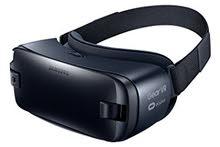 نظارات العالم الافتراضي الاصلية سامسونج gear vr