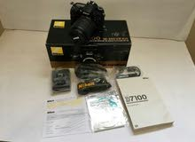 كاميرا Nion D7100
