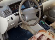White Toyota Corolla 2007 for sale