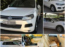 2014 Used Touareg with Automatic transmission is available for sale