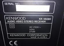amp Kenwood 270 wat 2 kenwood speakers 200 wat