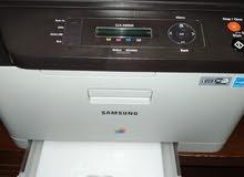 طابعة ليزرية ملونة نوع Samsung CLX 3305W
