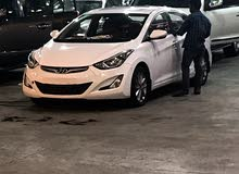 For sale 2014 White Elantra