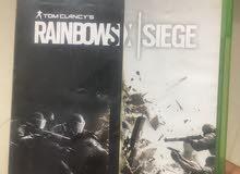لعبة rainbow six siege