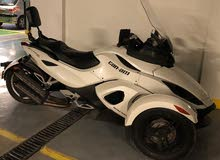 Can Am Spyder RS SE5 model 2011