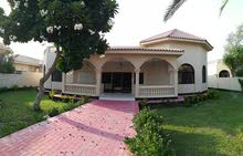 Saar large semi furnished villa with amazing facilities