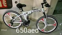land rover  foldable bike brand new