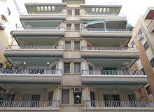 شقة 135م بجوار البحر مباشرةً  للبيع في شاطئ النخيل الاسكندرية